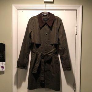 Utility/Trench Jacket from JCrew